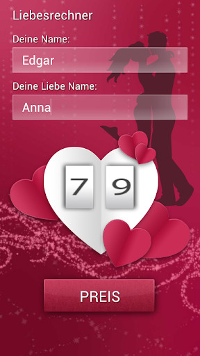 Love Match Calculator for Android - Free Download