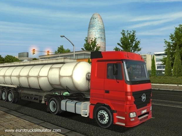 Euro Truck Simulator - Free Download