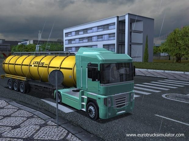download euro truck simulator 3