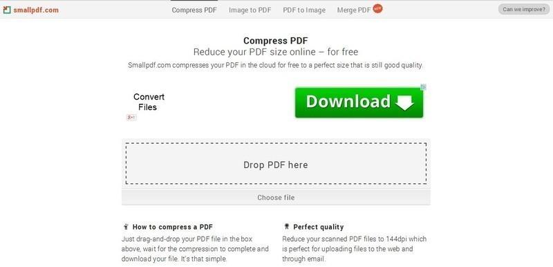 Скачать бесплатно программу smallpdf