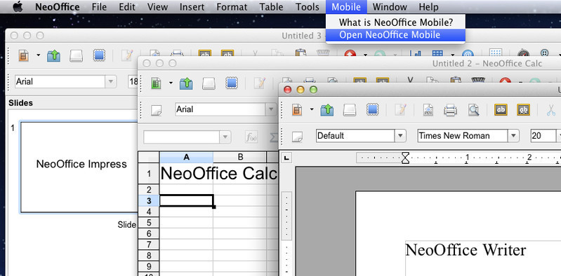neooffice mac