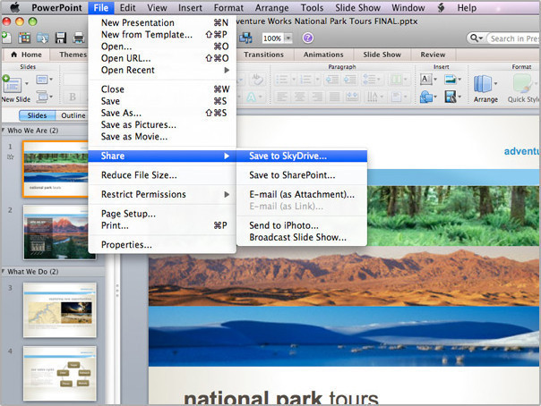Microsoft Powerpoint 2011 For Mac Free Download