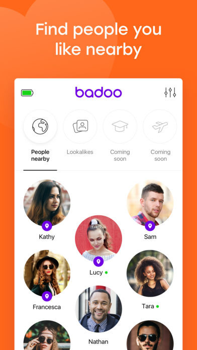 Badoo for iphone