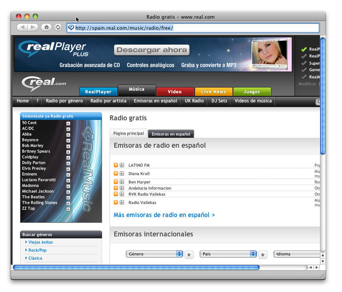 realplayer sp free