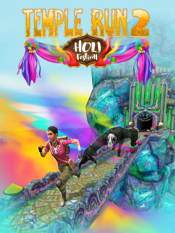 Temple Run 2 for iPhone