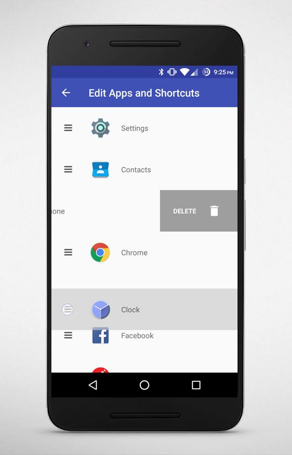 Android Sidebar
