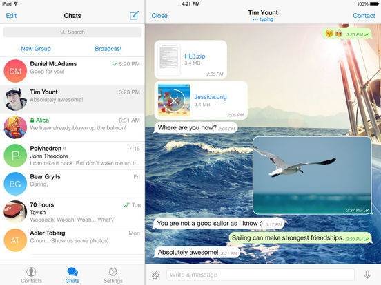 how to download messenger on iphone