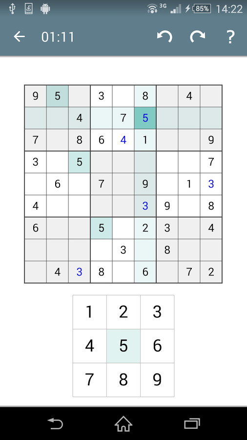 Sudoku for Android - Free Download