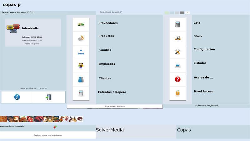 SolverMedia POS Bar, Pubs y Discos - Free Download