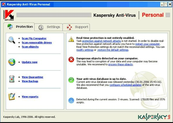 kaspersky antivirus free version download