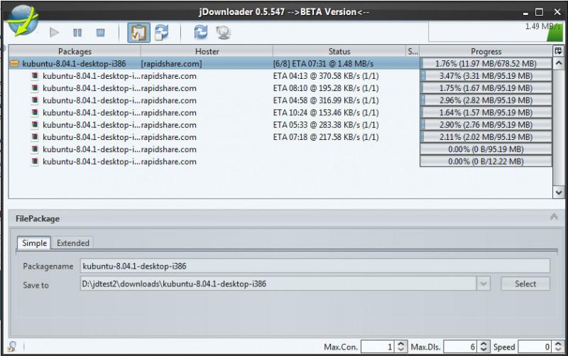 JDownloader - Free Download