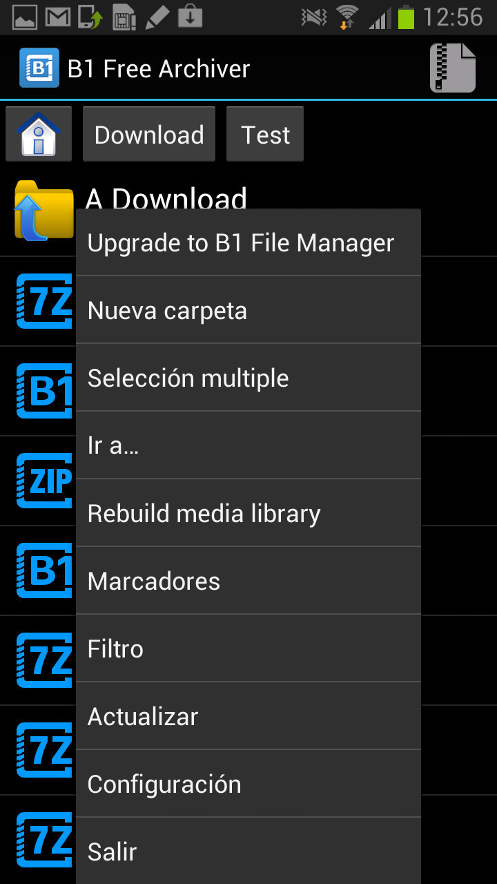 B1 File Manager and Archiver Pro v1.0.087 APK Free