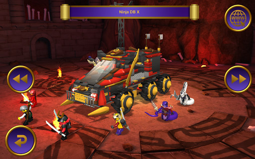 LEGO® Ninjago Tournament for Android - Free Download