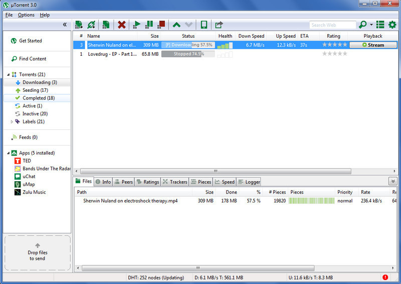 baixar utorrent para windows 8.1 64 bits