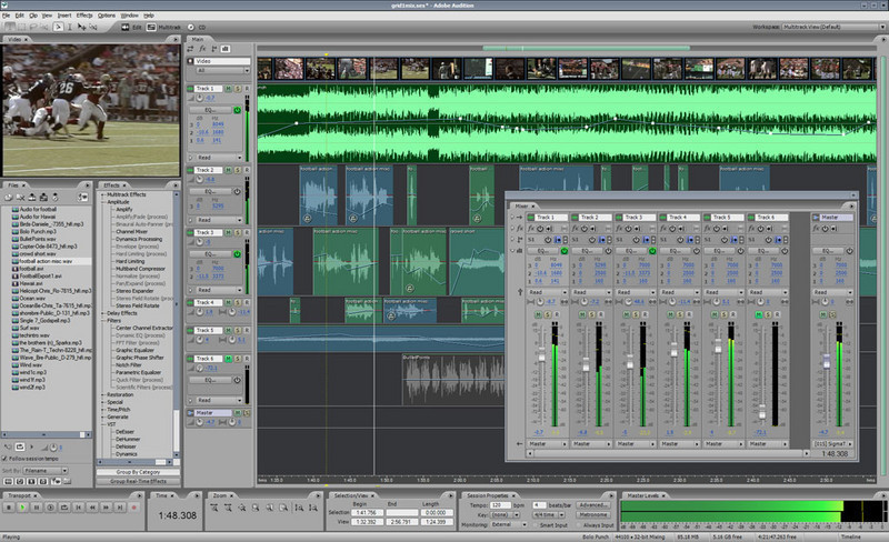 Download Adobe Audition CC 2019 for Mac OS X - getinpc.info