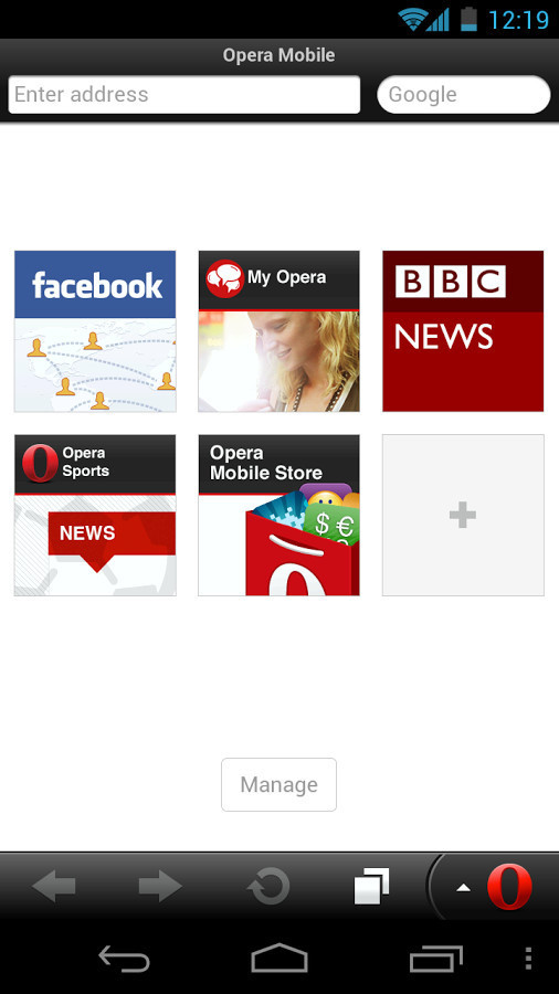 download opera browser for android free