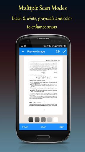 Fast Scanner : Free PDF Scan for Android - Free Download