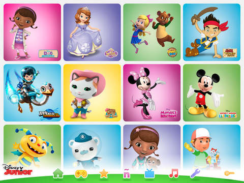 WATCH Disney Junior for iPhone  Free Download