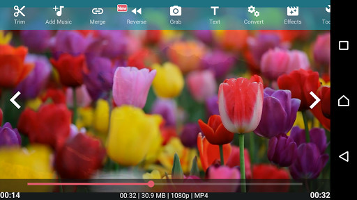 AndroVid Video Editor for Android - Free Download
