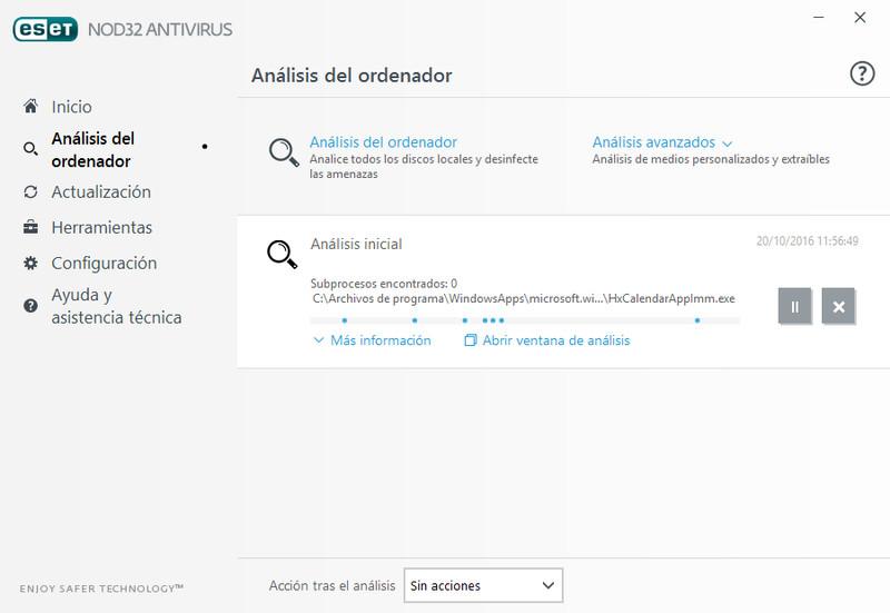 ESET NOD32 Antivirus (64 bits) - Free Download