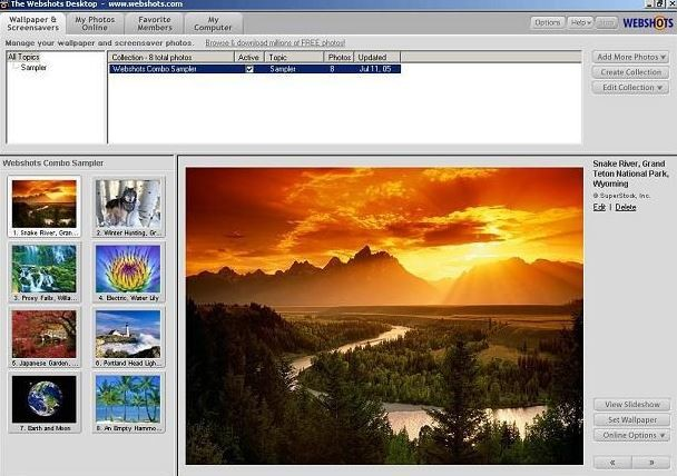 Webshots Desktop Free Download