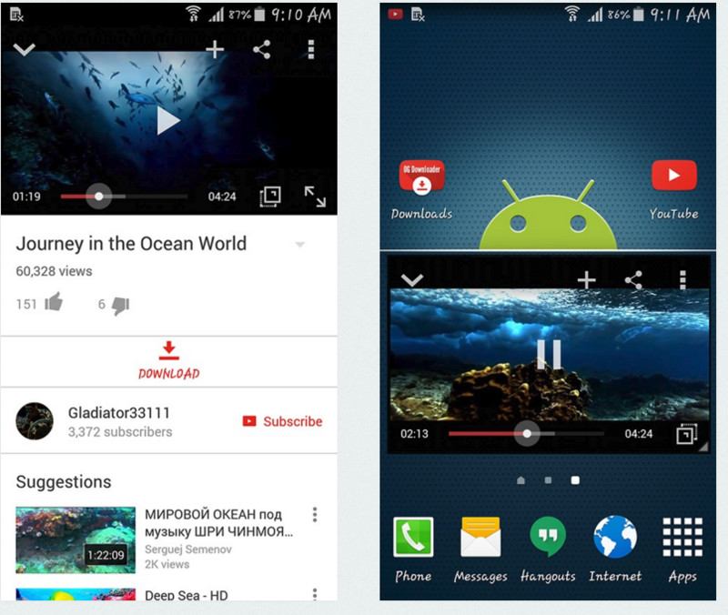 OG YouTube for Android - Free Download