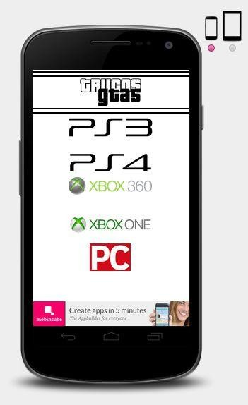 Tricks GTA 5 for Android - Free Download