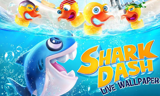 Shark Dash for Android - Free Download