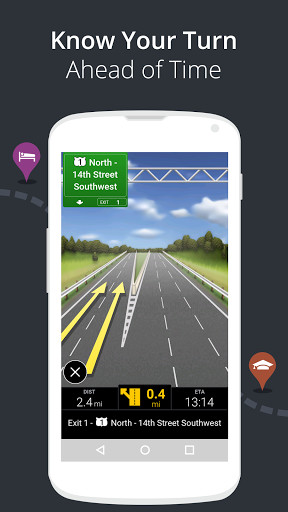 CoPilot GPS for Android