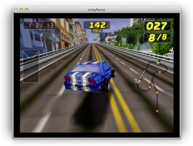 Sixtyforce Mac Download