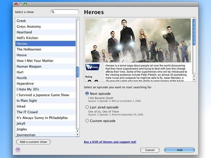 torrent downloader mac