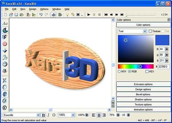 Xara 3d descargar gratis for Programa para disenar ambientes 3d gratis