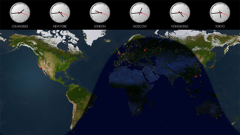 Solar world clock descargar gratis imagen 1 de solar world clock gumiabroncs Images