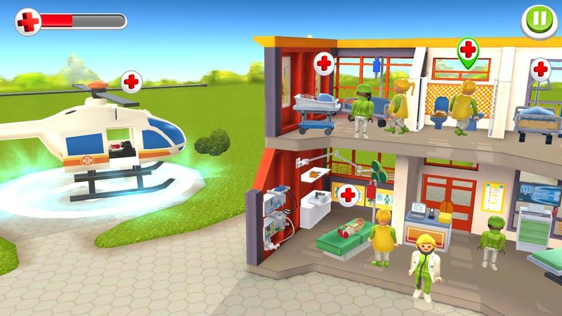 Playmobil hospital infantil para android descargar gratis for Hospital de playmobil