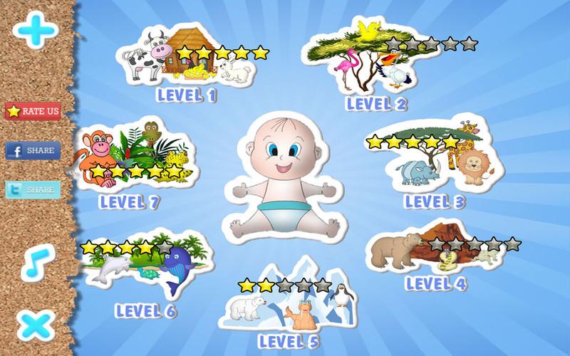 Juego Memoria niños, gratis para Android - Descargar Gratis