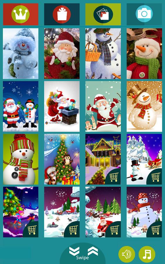Juegos de Navidad Rompecabezas para Android  Descargar Gratis
