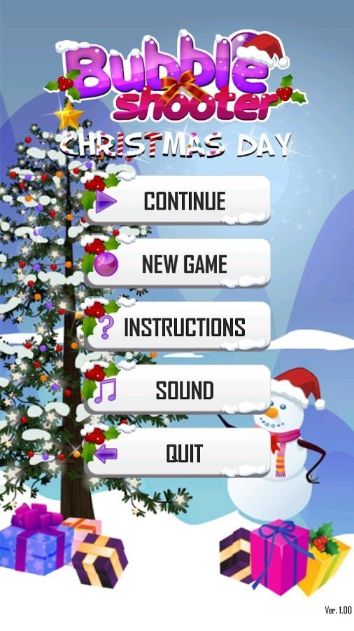 Bubble Shooter Christmas Day Para Android Descargar Gratis