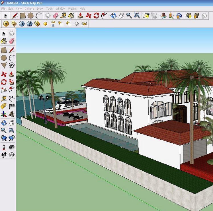 SketchUp Pro Software | Create 3D Model Online | SketchUp