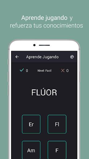 Tabla peridica tamode para android descargar gratis imagen 2 de tabla peridica tamode para android urtaz Gallery