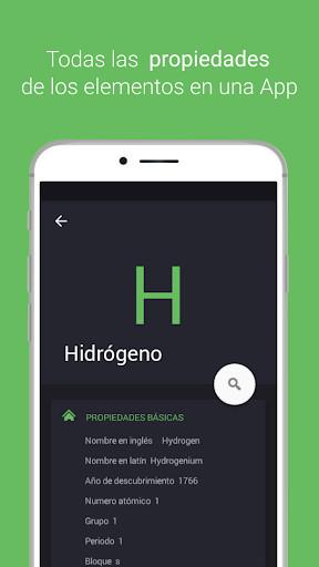 Tabla peridica tamode para android descargar gratis imagen 4 de tabla peridica tamode para android urtaz Choice Image