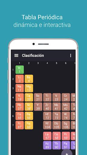 Tabla peridica tamode para android descargar gratis imagen 5 de tabla peridica tamode para android urtaz Choice Image