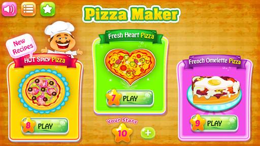 Pizzero juegos de cocina para android descargar gratis for Ju3gos de cocina