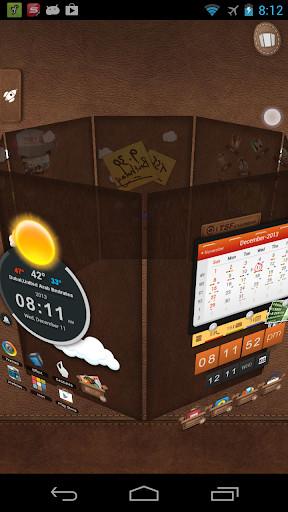TSF Launcher 3D Shell para Android - Descargar Gratis