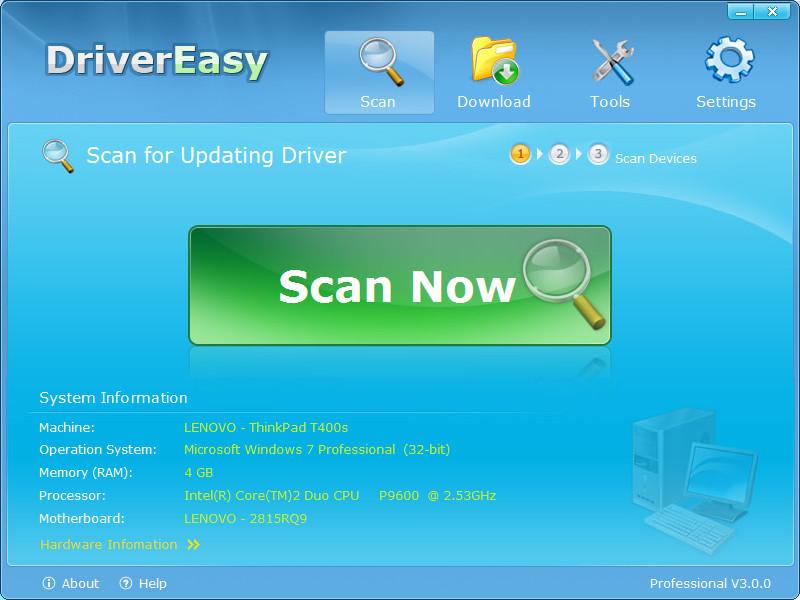 Descargar driver easy
