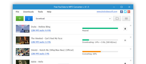 descargar free youtube converter to mp3
