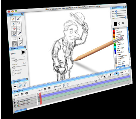 Pencil para mac descargar gratis for Programas de dibujo de cocinas gratis