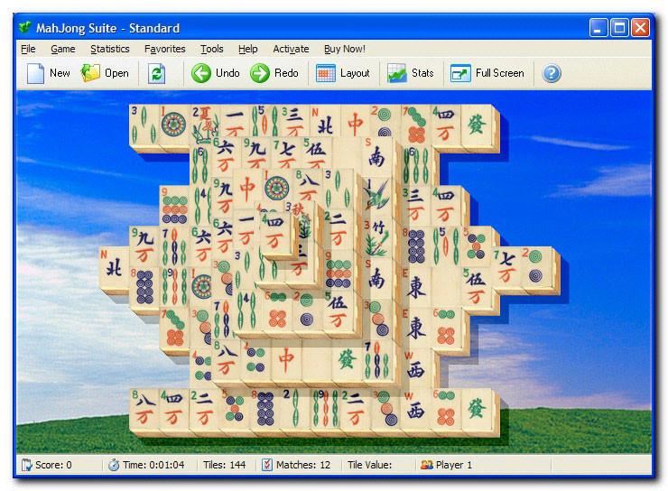 Mahjong Suite Descargar Gratis