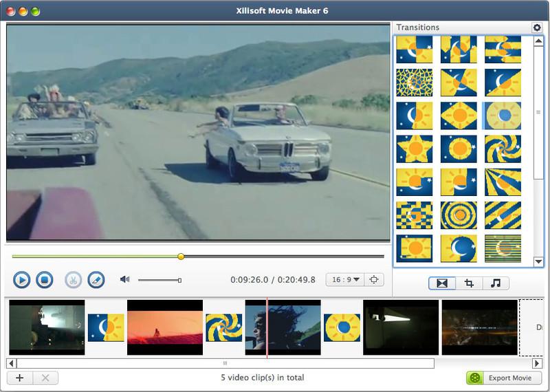 Programa gratis para edición de vídeos