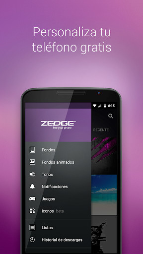 zedge apk uptodown