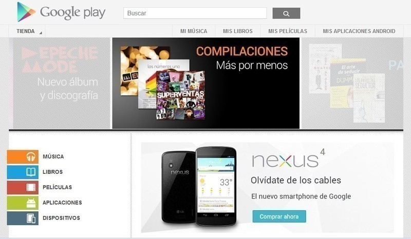 Google Play Descargar Gratis
